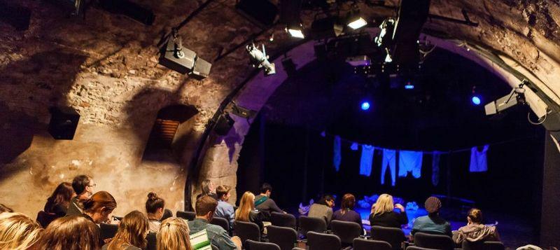 Prague Fringe 2018 Our Venues