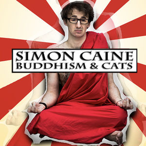 Simon Caine: Buddhism and Cats